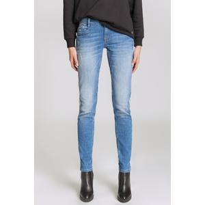 Tyra Super Tight Urban Denim - Urban Blue