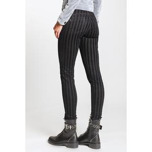 Alicia Super Tight Velvet Stripes - velvet stripes