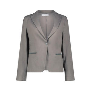 Structured double-breasted Delta blazer