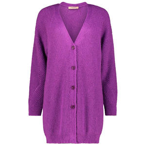Button me up woolen cardigan