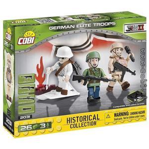 COBI 2031 Historical Collection - Deutsche Soldaten, 3er Set