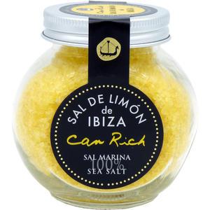 Zitronensalz - Sal de Limón de Ibiza (200 g) - Can Rich