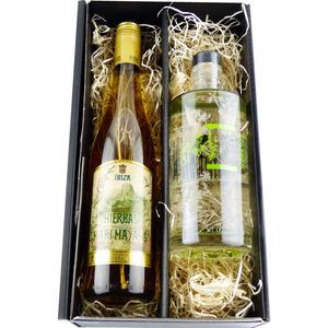 "Geschenkset ""Hierbas & Gin"""