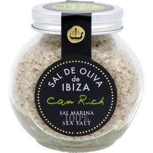 Olivensalz - Sal de Oliva de Ibiza (200 g) - Can Rich