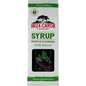 Johannisbrot Sirup - Sirope de Algarroba (320 g) - Ibiza Carob Company