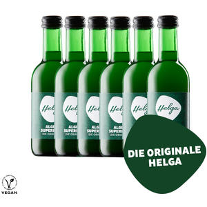 Die Originale HELGA - 6 Flaschen