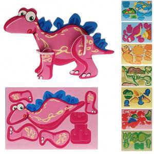 Dino 3D-Puzzles 50x
