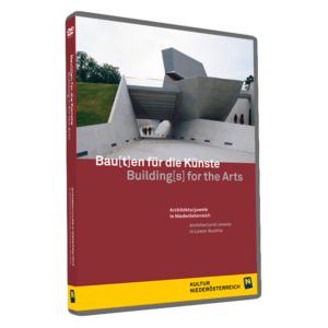 Bauten für die Künste - Architekturjuwele in Niederösterreich | Georg Riha | DVD