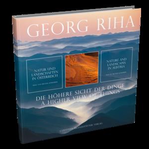 Die höhere Sicht der Dinge 1: Natur und Landschaft in Österreich (Monographie)