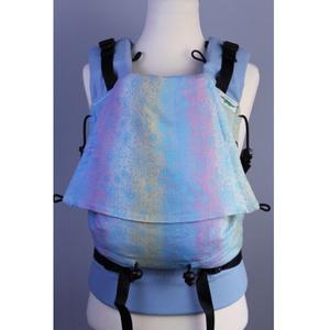 Buzzidil Babytrage Blue Candylion | Standard (3-36 Monate)