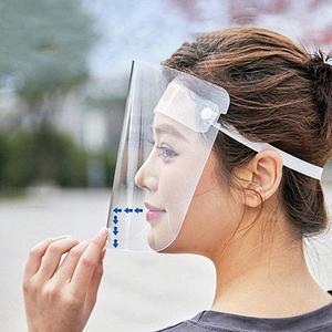 Gesichtsschutzschild - 5 Stück Packung