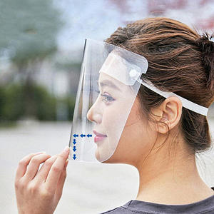 GESICHTS-SCHUTZSCHILD für glasklare Sicht