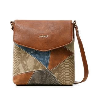 Desigual Schultertasche Tasche Bag ATICA VILNA