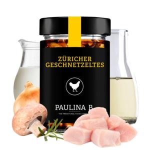 ZÜRICHER GESCHNETZELTES VON PAULINA B.