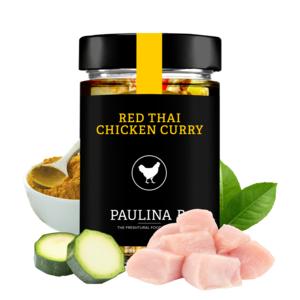 RED THAI CHICKEN CURRY VON PAULINA B.