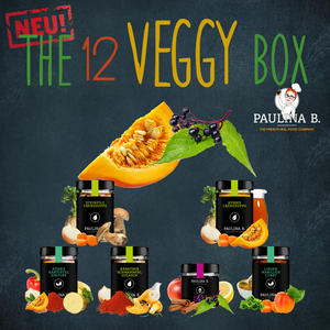 PAULINA B. VEGGY BOX