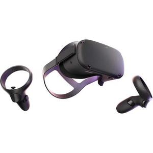 Oculus Quest Schwarz Virtual Reality Brille Speicher: 64 GB, inkl. Controller
