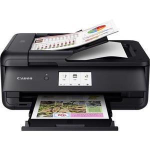 Canon PIXMA TS9550 Tintenstrahl-Multifunktionsdrucker A3 Drucker, Kopierer, Scanner LAN, WLAN