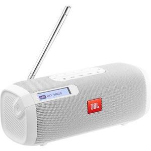 JBL Tuner Bluetooth® Lautsprecher FM Radio Weiß