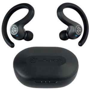 JLab JBuds Air Sport True Wireless Sport Kopfhörer In Ear Klang-Personalisierung, Ohrbügel,
