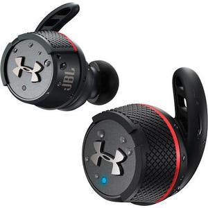 JBL Under Armour Flash True Wireless Sport Kopfhörer In Ear Schweißresistent, Touch-Steuerung,
