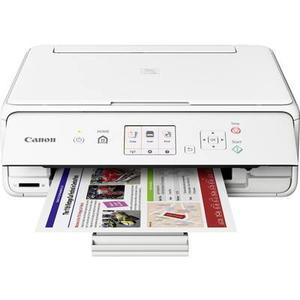 Canon PIXMA TS5051 Tintenstrahl-Multifunktionsdrucker A4 Drucker, Scanner, Kopierer WLAN