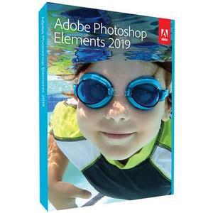 Adobe Photoshop Elements 2019 - Box-Pack Upgrade, 1 Lizenz Mac, Windows Bildbearbeitung