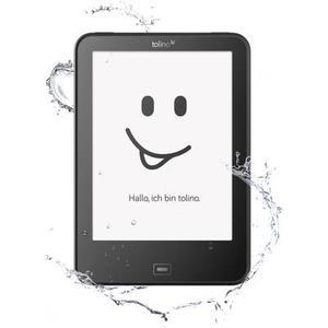 Tolino Vision 4 HD eBook-Reader 15.2 cm (6 Zoll) Schwarz
