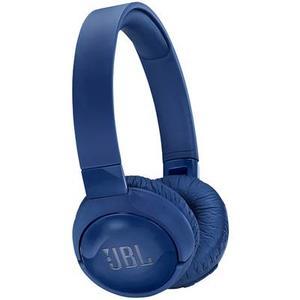 JBL Tune 600 BTNC Bluetooth® Kopfhörer On Ear Faltbar, Noise Cancelling, Headset Blau