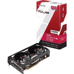 Sapphire Grafikkarte AMD Radeon RX 5700 Pulse 8 GB GDDR6-RAM PCIe x16 HDMI™, DisplayPort