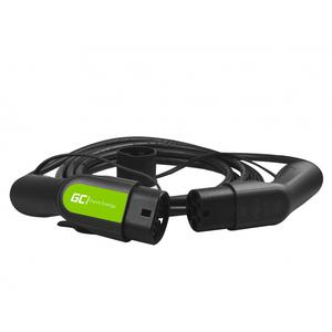 Ladekabel Green Cell GC Type 2 3.6kW 5m zum Laden von EV / PHEV