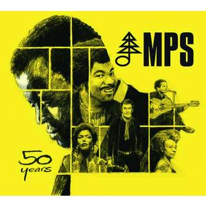 50 Years MPS - Compilation - CD - Digipak