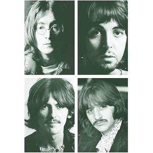 The Beatles and Esher Demos - The White Album - 4LP Deluxe Edition