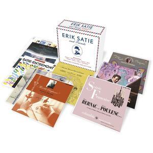 Erik Satie and Friends - Original Albums Collection - 13CD-Box
