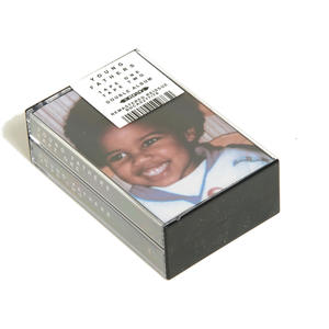 Young Fathers - Tape One / Tape Two (Double Cassette) – Musikkassette
