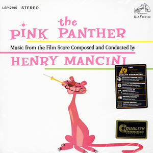 The Pink Panther - Henry Mancini - 200g Audiophile Pressung - 45rpm