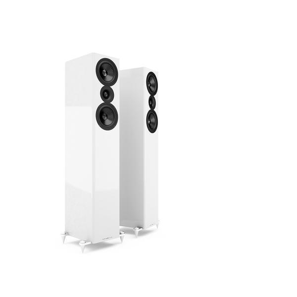 Acoustic Energy AE509 Standlautsprecher Paar Weiss