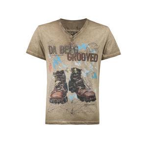 STOCKERPOINT Shirt Groove sand, Größe M