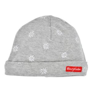 Bondi Mütze ´Edelweiss´ grey-melange 93575 Gr. 41