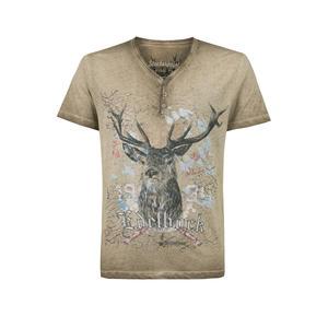 STOCKERPOINT Shirt Günther sand Größe L