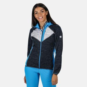 Willowbrook VII Stretch-Midlayer Mit Kapuze Für Damen RWA436 Blau Gr.40
