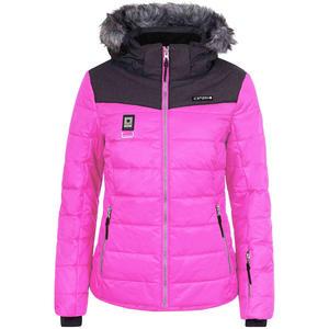 Damen Ski Winterjacke VIROQUA Pink - Grau Größe 36