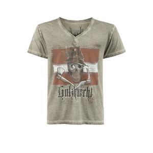 STOCKERPOINT Shirt Knecht Austria stein, Größe XXL