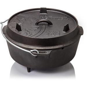 Feuertopf ft6 mit Füßen, Dutch Oven