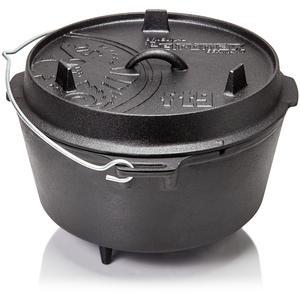 Feuertopf ft9 mit Füßen, Dutch Oven