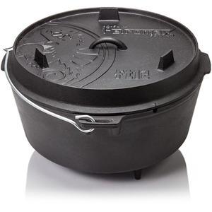 Feuertopf ft12 mit Füßen, Dutch Oven