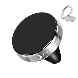Handyhalterung WEDOO KfZ Auto Magnet silber