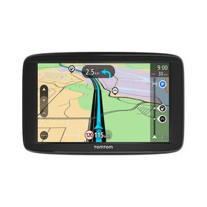 TomTom Start 62 EU Navigationssystem - Lifetime Maps - schwarz
