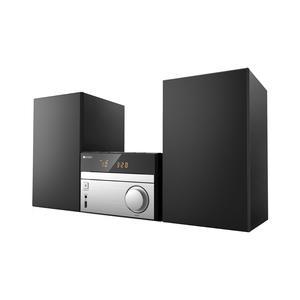 Nabo Symphony CM1674 - Micro-Anlage mit Wireless Audio Streaming - silber-schwarz