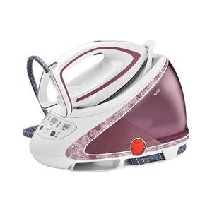 Tefal GV9560 Pro Express Ultimate - Dampf-Bügelstation - rosa-weiß